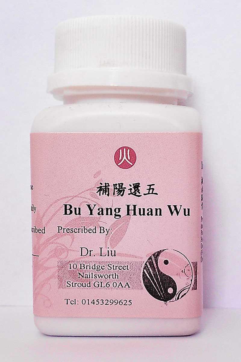 Bu Yang Huan 2a acupuncture.guru Nailsworth Glos